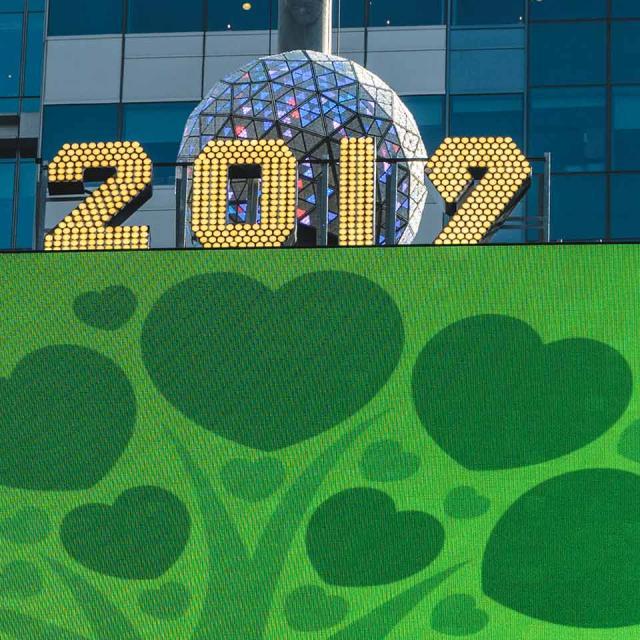 Descenso de la bola en Times Square: ¡Todo lo que debes saber!
