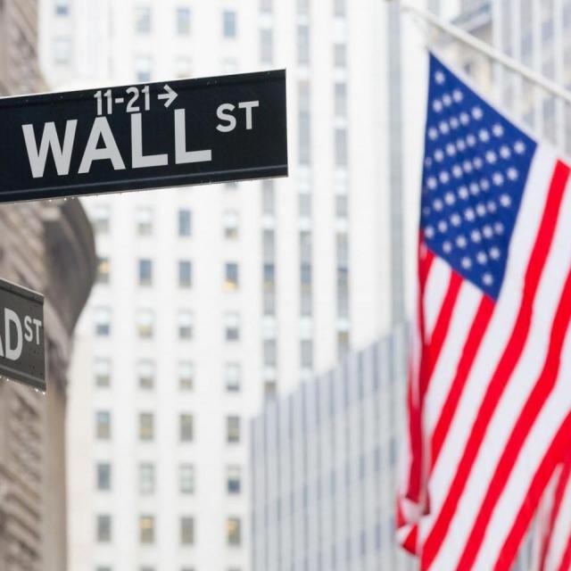 Wall Street: ¡El edificio de la bolsa de Nueva York en estado puro!
