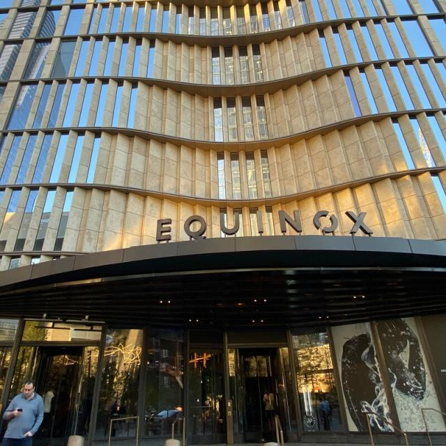 Equinox Hotel en Hudson Yards