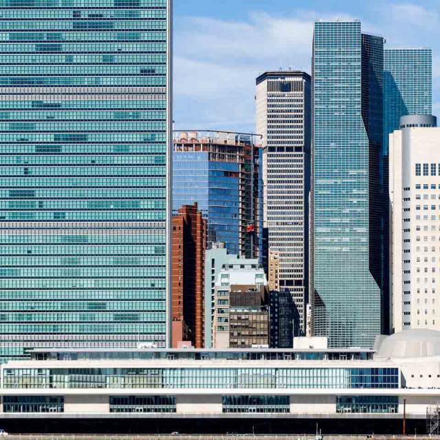 Naciones Unidas en Nueva York