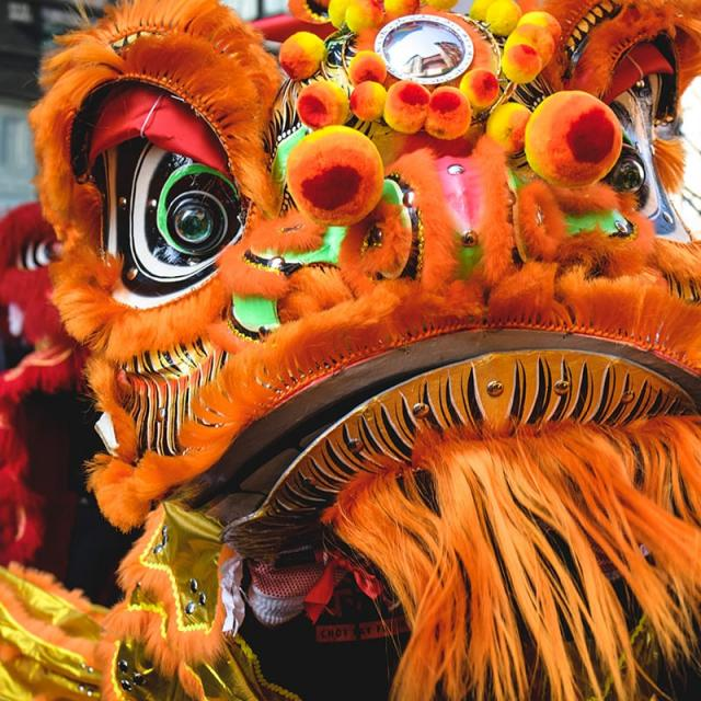 El Año Nuevo Chino en Nueva York