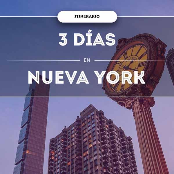 Nueva York en 3 días: Ruta Completa