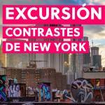 Excursión Contrastes de Nueva York: ¡Descubre todas las caras de la Gran Manzana!