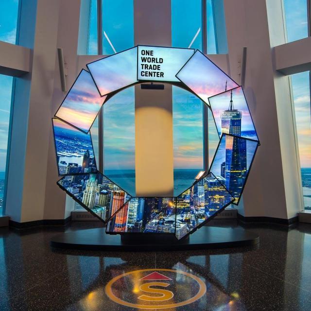One World Observatory: ¡El mirador del One World Trade Center!